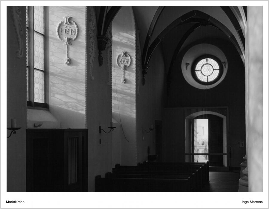 17 - Inge Mertens - Marktkirche