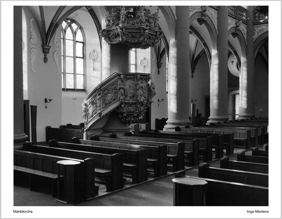 19 - Inge Mertens - Marktkirche