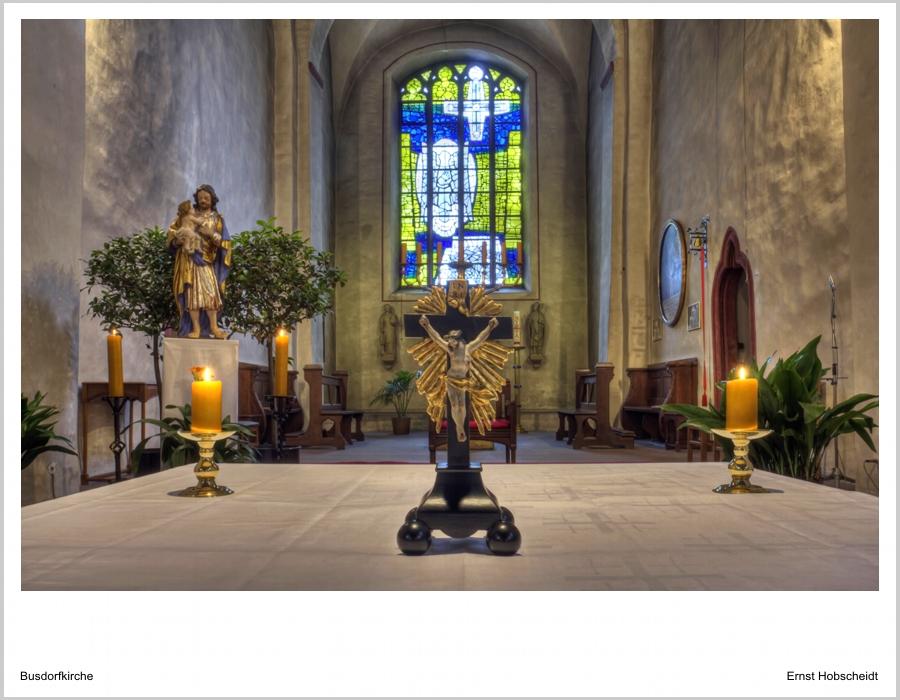 37 - Ernst Hobscheidt - Busdorfkirche