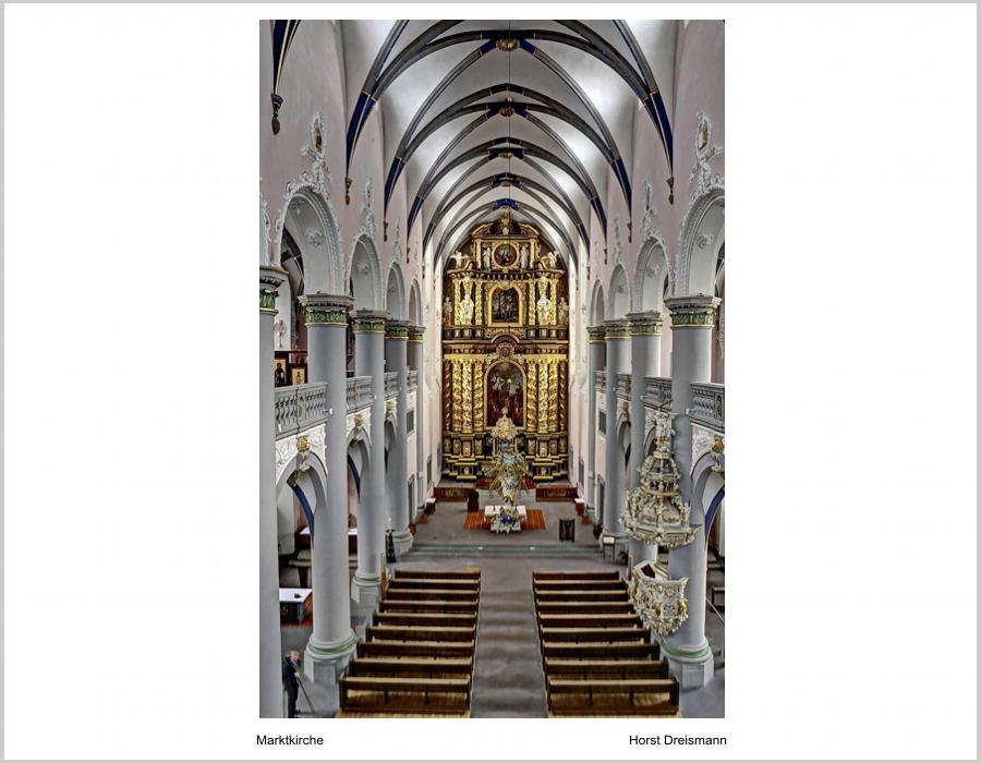 42 - Horst Dreismann - Busdorfkirche
