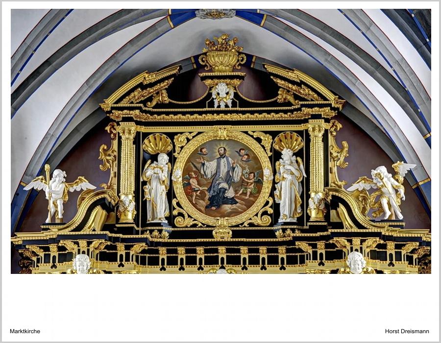 43 - Horst Dreismann - Marktkirche