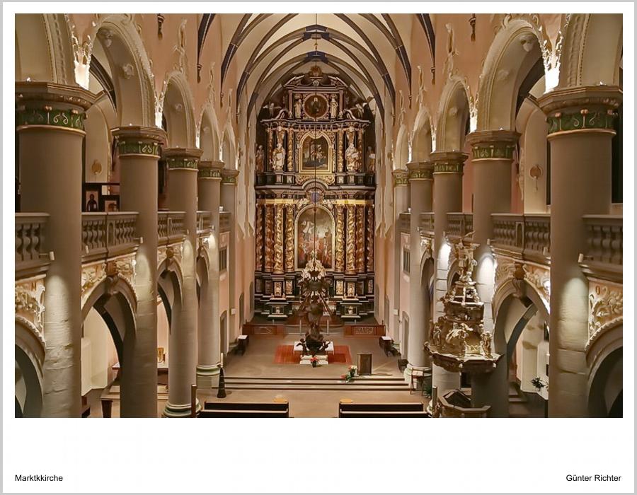 56 - Günter Richter - Marktkirche