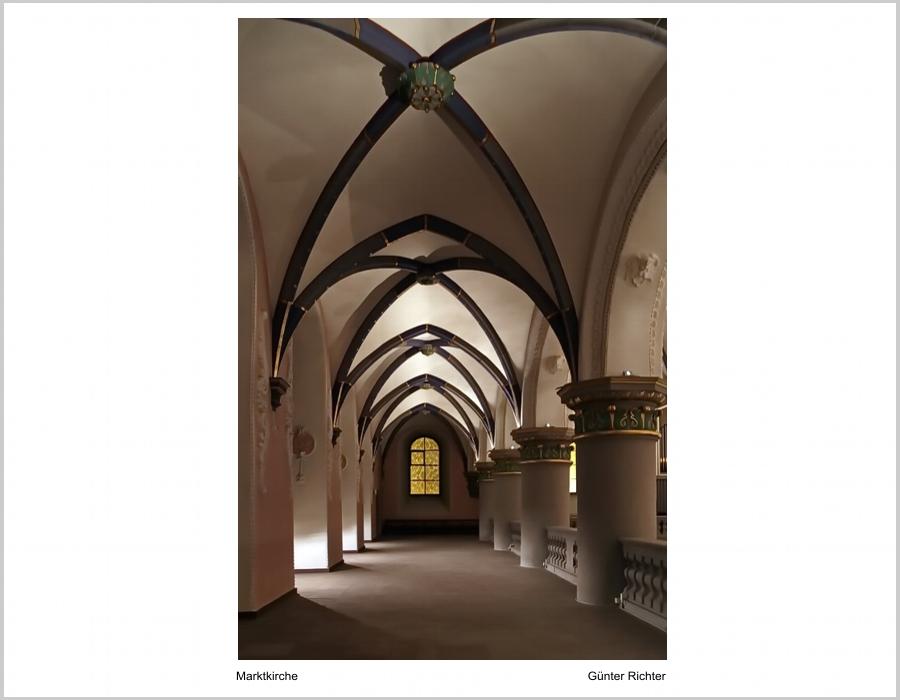 58 - Günter Richter - Marktkirche