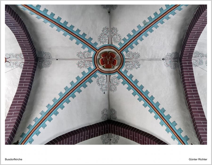 61 - Günter Richter - Busdorfkirche