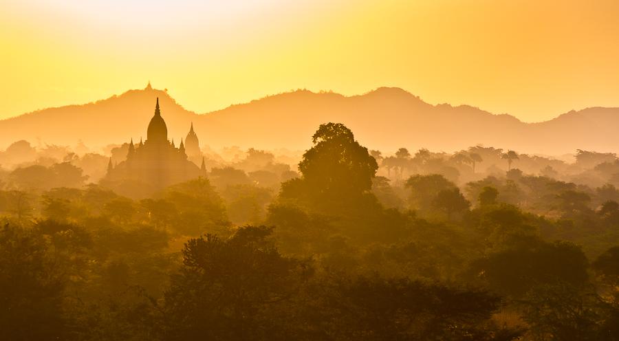 8 Bagan, Myanmar